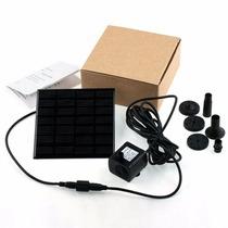 Kit Painel Solar E Bomba Pra Fonte De Água