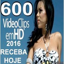Receba Hoje 40gb 600 Video Clipes Dvd Vj My Link Media Nav