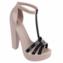Melissa Dreamy Sapato Salto Alto Plataforma Sandália Menina