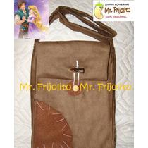 Bolsa-dulcero-rapunzel-principe Flynn-bella- Envío Gratis!!