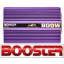 Modulo Booster Gold Series 800w Original Pb-610 Gx 4ch Mosfe