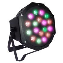 Cañón Led Profesional Dmx Display Digital Alta Luminosidad