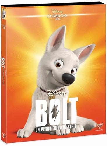 Disney clasicos bolt un perro fuera de serie 44 pelicula for Almacenes fuera de serie