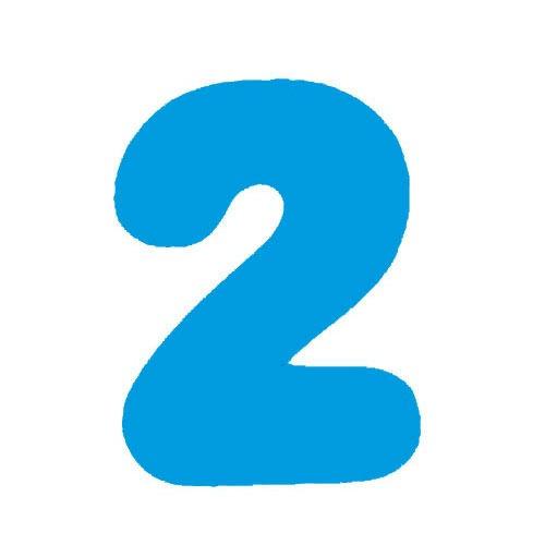 Image result for numero 2