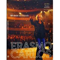 Erasmo Carlos - 50 Anos De Estrada - Ao Vivo - Dvd