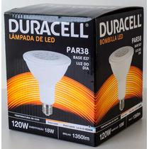 Lampada Led Par 38 18w Bivolt Duracell (branca/6500k)