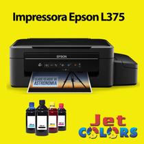 Impressora Para Sublimação L375 (nova) Pronta Para Uso.
