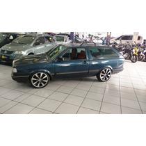 Parati Gl 1992 Azul Turbo