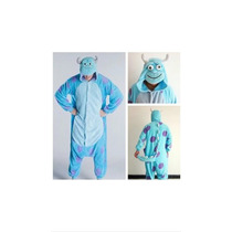 Pijama Talla M Monsters Inc