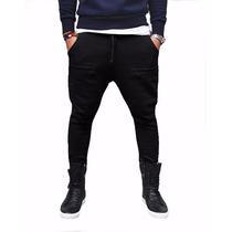 Pants Deportivo Front Pocket Slim Baggy Moda De Hombre 2002