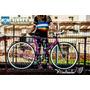 Bicicletas Fixie Fixed Carrera Mujer Rodado 20,24, 28