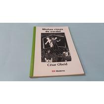 Minhas Rimas De Cordel - César Obeid - Ed. Brasil