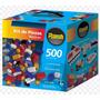 Rasti Kit De 500 Piezas Básicas Bloques Forever Toys