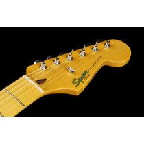 Squier Waterslide - Utilizado Nos Adesivos Fender