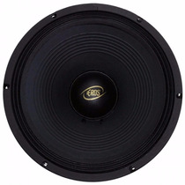 Woofer 12 Eros E-12lc Black - 400 W Rms 4ohms E-12 Lc Black