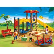 Playmobil 5612 Parque De Niños Con Juegos