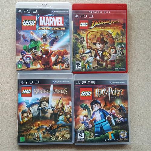 Juegos Lego Ps3 399 00 En Mercado Libre