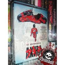 Akira 25 Aniv Bluray + 2 Dvd + Libro + Soundtrack Español