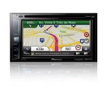 Stereo Pioneer Avh X Gps Honda Crv 2012-2013 Multimedia