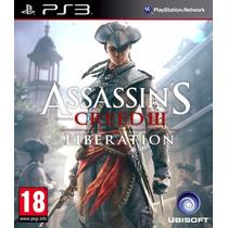 Assassins Creed Liberation Hd - Português Ou Inglês - Psn