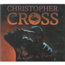 Cd Christopher Cross Triplo Lacrado