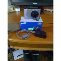 Cámara Fotográfica Nueva Samsung Es-91