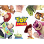 Kit Imprimible 3x1 Toy Story Buzz Lightyear Woody Candy Bar