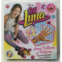 Soy Luna Disney Set Para Armas Collares Y Pulseras Urquiza