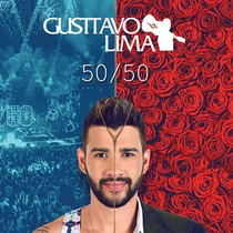 Gusttavo Lima - 50/50 - Cd Original