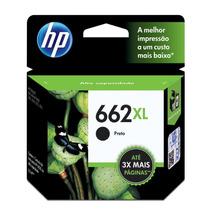 Cartucho Hp 662xlpreto Original Impressoras 2515com Garantia