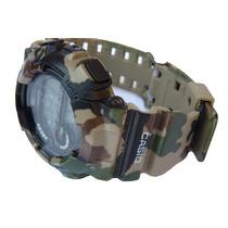 Relógio Masculino Casio G Shock Esportivo Camuflado
