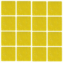 Mosaico Color Amarillo 2 Cms X 2 Cms