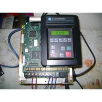 Variador De Velocidad Trifasico Allen Bradley 5hp 440 Volts