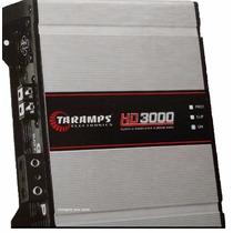 Módulo Amplificador 3000 W Rms Taramps Hd3000 Compact 2ohm