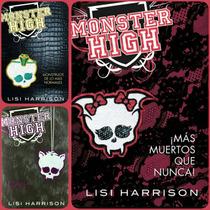 Monster High. Libros
