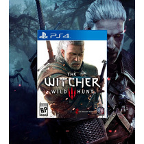 The Witcher 3 Wild Hunt Ps4 Dublado Cod Psn Original 2