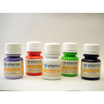 Pintura Para Tela Eterna 37 Ml. Colores Regulares