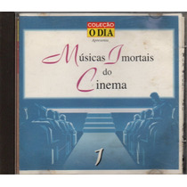 =cd Coleção O Dia - Músicas Imortais Do Cinema - Volume 1