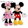 Muñeca Minnie 0 Mickey Baila Con Musica Grande Dia Del Niño