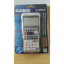 Graficadora Casio Fx-9860gii