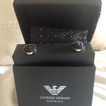 Gemelos Giorgio Armani Originales