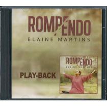 Playback Elaine Martins - Rompendo [original]