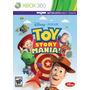 Toy Story Mania Xbox Ntsc Comp. Kinect Nuevo Sellado