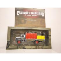 Coleção Caminhões Brasileiros Mercedes Transp. Bebida Ed 07