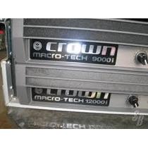 Amplificador Crown Macro Tech 12000i