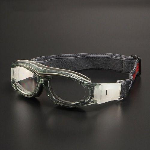 21feb84b6f9fb Óculos Infantil Para Futebol Basquete Cinza Free Bee - R  192