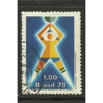 Selo Brasil - Copa Do Mundo - 1978 - Rhm # C 1032