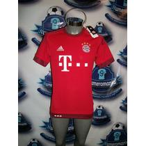 Jersey Oficial Original Adidas Bayern Munich Alemaia 15-2016