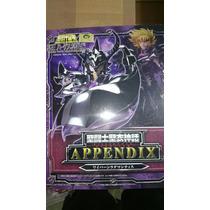Appendix De Rhadamanthys Myth Cloth Bandai Japonés