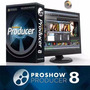 Proshow Producer 8.0 + Stylepacks Originais + Bonus Photodex